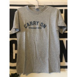 Carry On - Straight Edge...