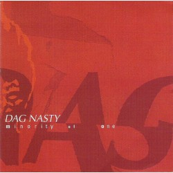 Dag Nasty - Minority Of One LP