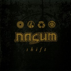 Nasum - Shift LP