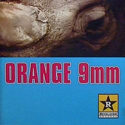 "Orange 9mm - st 12"""
