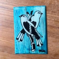 Tattoo Flash - Mikki - Birds