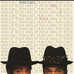 RUN D.M.C. - King Of Rock LP