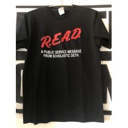Scholastic Death - R.E.A.D....