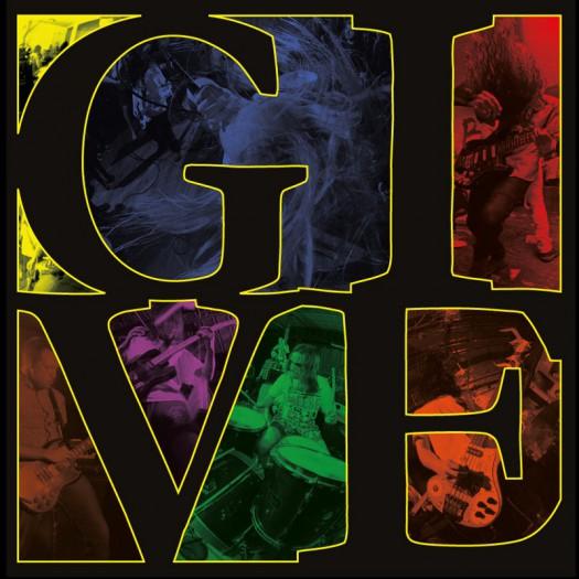 Give - Singles Going Confetti LP