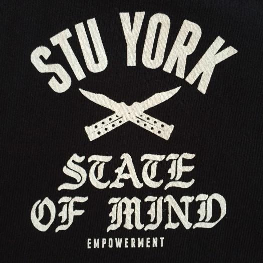 Empowerment - State Of Mind Sweat Jacket
