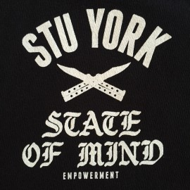 Empowerment - State Of Mind Hooded Zipper