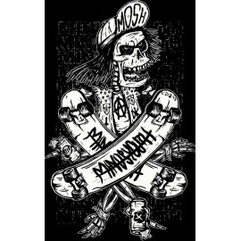 Minus Youth - Skateskull Shirt