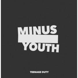 Minus Youth - Teenage Duty Demo Tape PREORDER VERSION