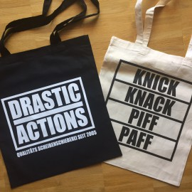 Drastic Actions - Bag