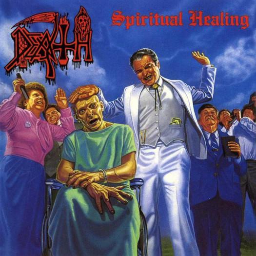 Death - Spiritual Healing LP