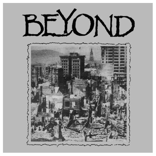 Beyond - No Longer At Ease LP