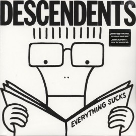 Descendents - Everything Sucks ANNIVERSARY LP+7""