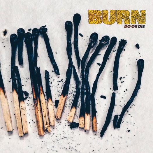 Burn - Do Or Die LP