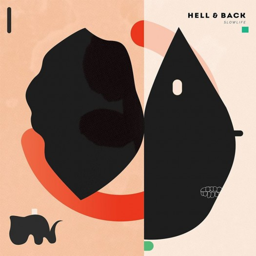 Hell & Back - Slowlife LP