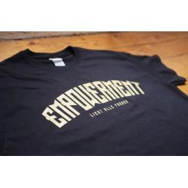 Empowerment - Liebt Alle Farben Shirt black/tan