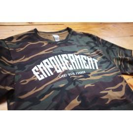 Empowerment - Liebt Alle Farben Shirt camo/white