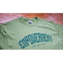 Empowerment - Liebt Alle Farben Shirt green/olive