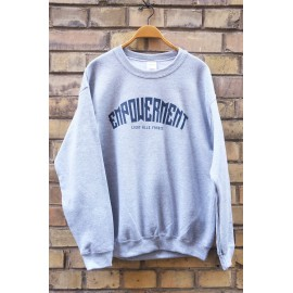 Empowerment - Liebt Alle Farben Sweat sport grey/navy