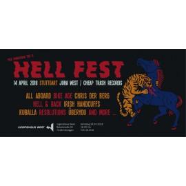 Hell Fest Hardticket