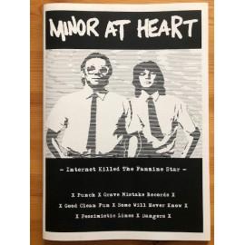 Minor At Heart - Fanzine