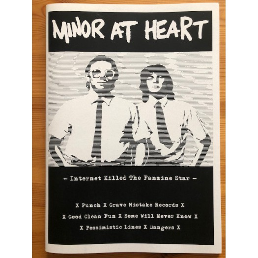 Minor At Heart - Fanzine