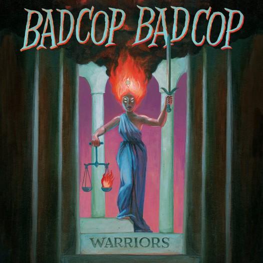 Bad Cop / Bad Cop - Warriors LP