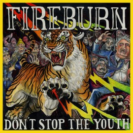 Fireburn - Don't Stop The Youth 12""