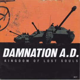 Damnation A.D. - Kingdom Of Lost Souls LP