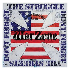 Warzone - Don't Forget The Struggle, Don't Forget The Streets LP