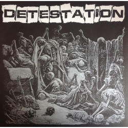 Detestation - st LP