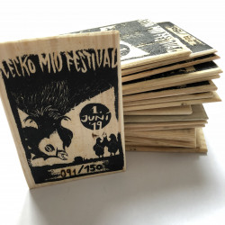 Lecko Mio Festival Hardticket