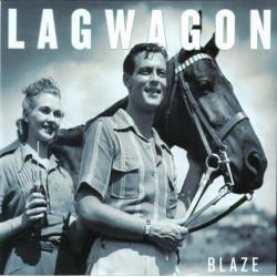 Lag Wagon - Blaze LP