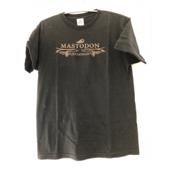 Mastodon - Leviathan Shirt...