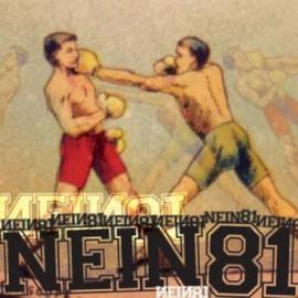 Amen 81 / Nein Nein Nein - Nein 81 Split LP