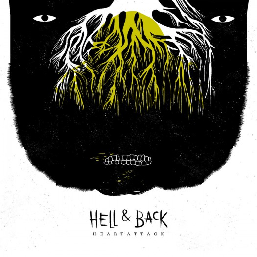 Hell & Back - Heartattack LP