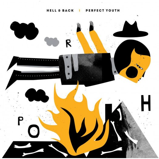 Hell & Back / Perfect Youth - Split LP