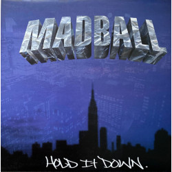 Madball - Hold It Down LP