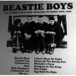 Beastie Boys - Live at...