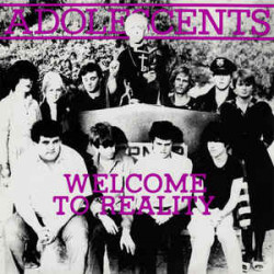 Adolescents - Welcome To...