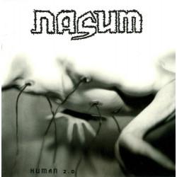 Nasum - Human 2.0 LP