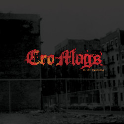 Cro-Mags - In The Beginning LP