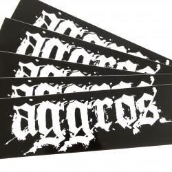 Aggros - Sticker