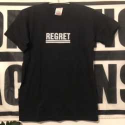 Regret - Shirt Small