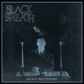 Black Breath - Heavy Breathing LP