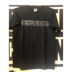 Cursed - Logo Shirt Medium